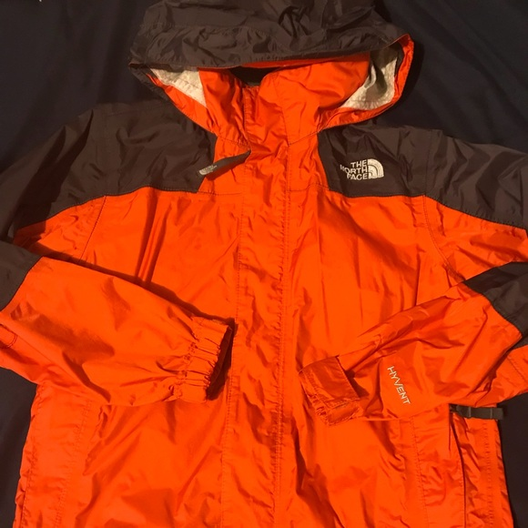 7658dceda The North Face Hyvent Light Jacket Boys Size Small